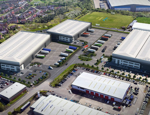 Works commence at St. Modwen Park Stoke South